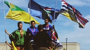 Gators Dominate at Western Canada Summer Games