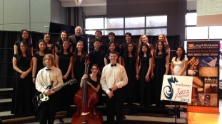 Walnut Grove Prepares For District Choir Festival