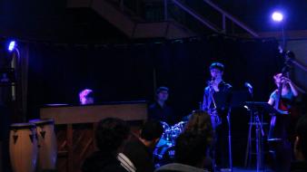 Club Jazz at WGSS