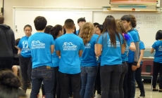 Grade 8's : The leaders of tomorrow