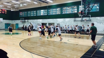 Staff vs Student Basketball Game Recap