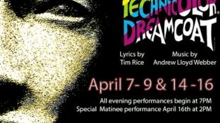 Joseph and the Amazing Technicolor Dreamcoat!