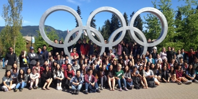 WGSS's Trip to Whistler