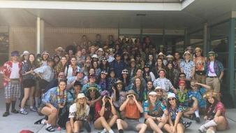 Grad Spirit Week 2016