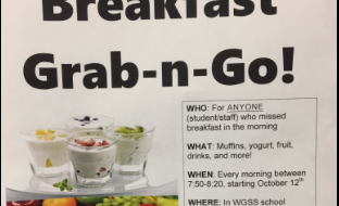 The Grab and Go Breakfast Program