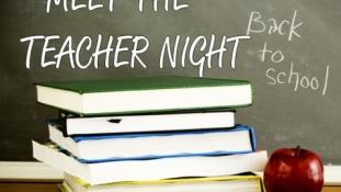 The Annual Meet the Teacher Night!