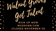 Walnut Grove's Got Talent!