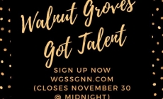 Walnut Grove's Got Talent!