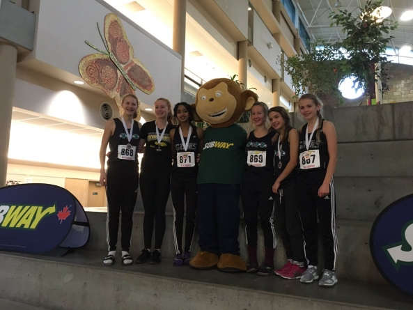 Gator Cross Country Team Finishes Strong at Provincials