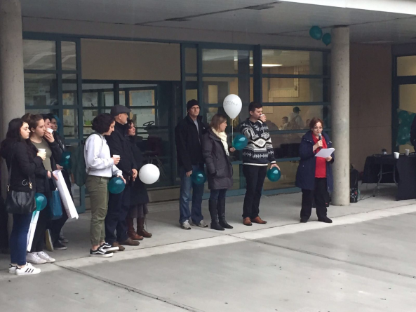 WGSS raises awareness to drug overdose
