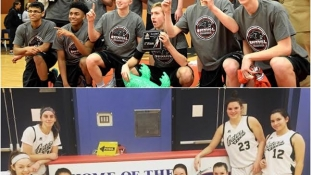 Senior Basketball at Walnut Grove