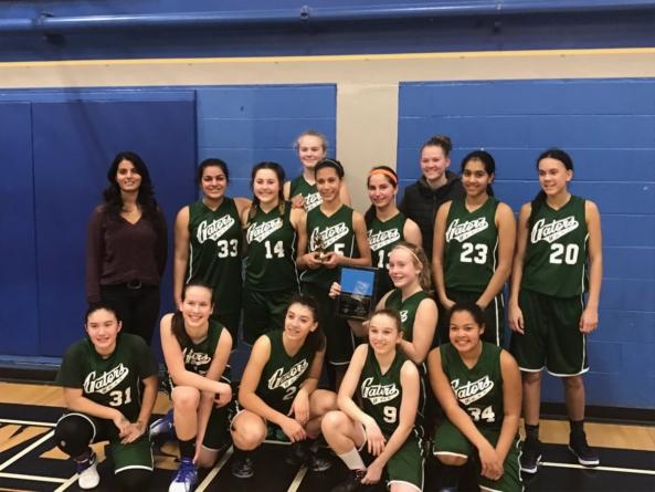WGSS Basketball: Recap of the Fraser Valleys