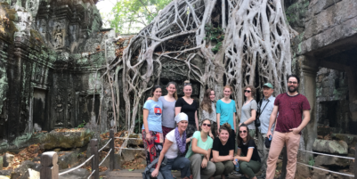 The Cultural WGSS Cambodia Trip of Spring Break 2017