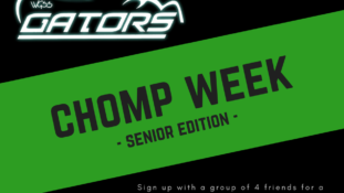 CHOMP WEEK: Senior's Edition