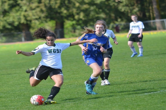 Senior Girls Soccer Team Hopes to Qualify for Fraser Valleys