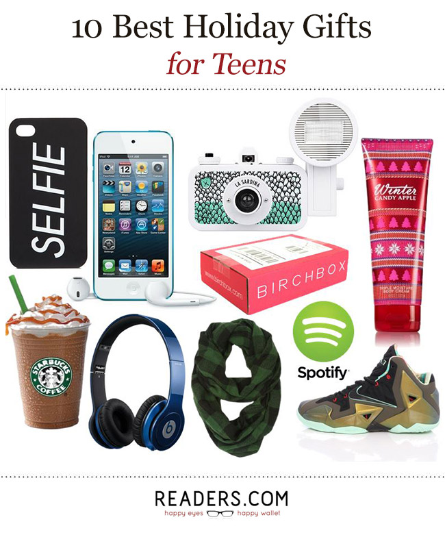 Christmas Ideas For Teens