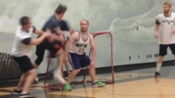 2018 Handball Intramurals Playoff Finals Results