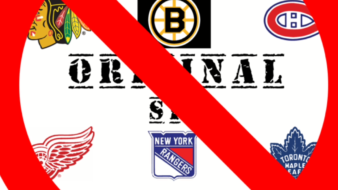 Who are the REAL original 6 of the NHL?