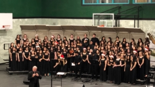 Walnut Grove's Winter Concert 2019