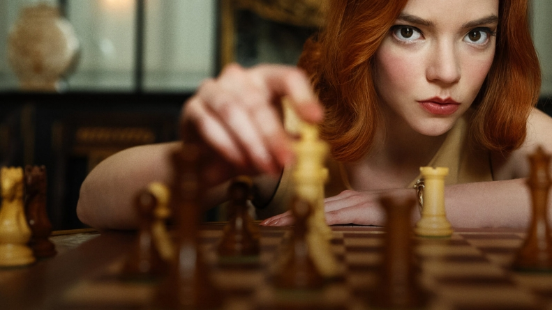 Check[this out]mate: The Queen's Gambit Review