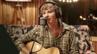 Taylor Swift's Very Productive Quarantine