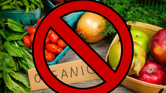 Why You Should Not Be Buying Organic